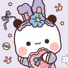 Kawaii Drawings, Cute Art, Hello Kitty, Bear, Fictional Characters, Brown, Panda Bears, Bears, Brown Colors