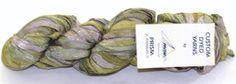 NWT Prism Custom Dyed Yarn Sparkle Desert 1 Hank Skein 3.5 oz Lavender Green #Prism