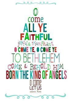 Christmas printable                                                                                                                                                      More