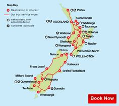 Unlimited* Travel Bus Pass!    The ultimate travelers pass which gives you an unlimited* number of trips to travel anywhere in New Zealand to complete YOUR kiwi adventure.   * Each pass can be used for the number of trips specified. Trips may be booked between any two zones in BOTH direction once only