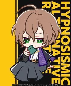 Anime Wallpaper Live, Rap Battle, Ensemble Stars, Kawaii Anime, Anime Guys, Chibi, Alternative, Salama, Cartoons