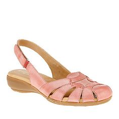 5787383f6408 Naturalizer Women s Cyrus Sling Sandals (FootSmart.com) Wide Feet