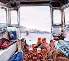 winter time cozy