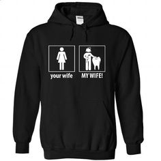 My wife is a Dentist - #fashion #cheap tees. I WANT THIS => https://www.sunfrog.com/LifeStyle/My-wife-is-a-Dentist-9757-Black-32723823-Hoodie.html?60505