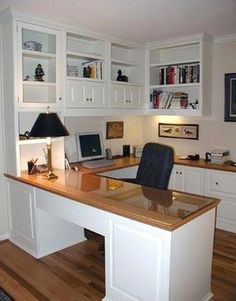 Home Office Layouts, Home Office Space, Home Office Desks, Office Furniture, Office Decor, Furniture Design, Office Ideas, Furniture Ideas, Tiny Home Office
