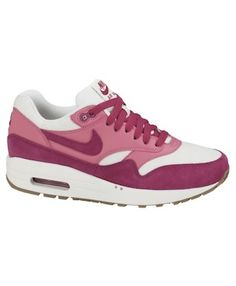 Order Nike Air Max 1 Womens Shoes Pink Official Store UK 1668 ... b6246a570
