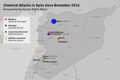 New evidence supports the conclusion thatSyriangovernment forces have used nerve agents on at least four occasions in recent months: on April 4, 2017, in a chemical attack on Khan Sheikhoun that killed at least 92 people, and on three other occasions in December 2016 and March 2017.