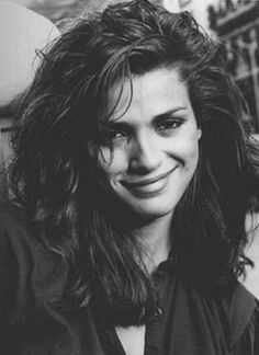 Get The Look -Gia Carangi Inspired- Simple Look That Goes A Long Way Tutorial