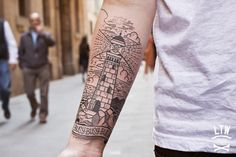 LW Tattoo, tatuador de España - Tattooers.net