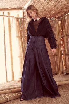 Brunello Cucinelli #VogueRussia #readytowear #rtw #springsummer2018 #BrunelloCucinelli #VogueCollections
