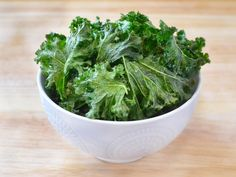 How to Make Kale Chips:  Learn how to master the snack everyone's talking about.