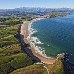 Las espectaculares playas de Cantabria