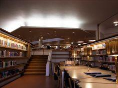 Rovaniemi Library - Alvar Aalto