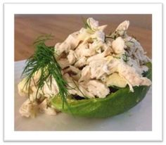 Deliciously tangy, low carb, high protein recipe full of potassium! Lemon Chicken Salad ‹ Road To Wellness