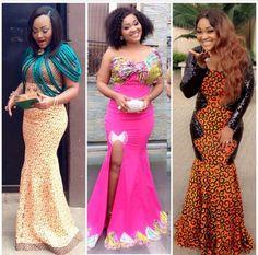 Mercy Aigbe-Gentry Looks Glamorous in Fab Ankara Styles - Wedding Digest NaijaWedding Digest Naija