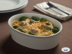 Perciatelli cacio e broccoli