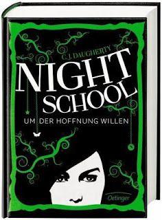 Lesendes Katzenpersonal: [Rezension] C. J. Daugherty - Night School: Um der...