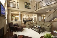 Model homes | Single Family Home Prices Up