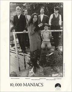 10000 maniacs photos | 10,000 Maniacs,The Wishing Chair,USA,Promo,Deleted,PRESS PACK,466325