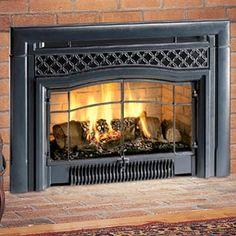 Hearthstone Killington Gas Fireplace Insert