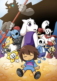 Undertale by Coffgirl.deviantart.com on @DeviantArt
