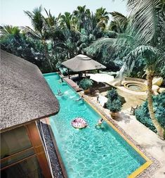 Swim, play or relax – with a private pool & jacuzzi in your spacious villa at Sofitel Dubai The Palm. #sofiteldubaipalm #dubaitravel #travellife #mydubai #visitdubai #beautifuldestinations #lovetravel #beautifulhotels Sofitel Hotel, Visit Dubai, Luxury Pools, Pool Bar, Dubai Travel, Concrete Jungle, Beautiful Hotels, Private Pool, Jacuzzi