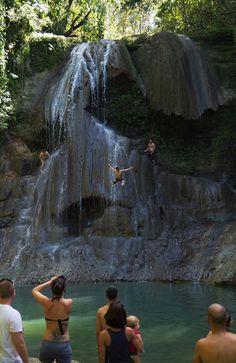 ☀ San Sebastián☀Puerto Rico ~ love jumping miss it...