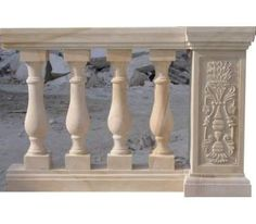 Quick Overview The 6 Piece Baluster Amp Rail Concrete Mold
