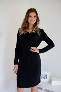 Metalicus clothing Fonda 3/4 Sleeve Dress - Womens Knee Length Dresses - Birdsnest Australia