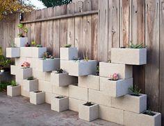 DIY fácil para el jardín.