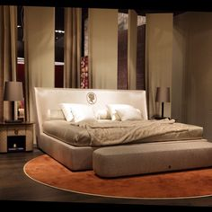 Directly from #milano #design week...#bedroom by #controlucehome @albertafurniture 14/19.04.2015 PAV 12 Booth D27 - E26.  #international #furniture #fair #milano #2015 #salonedelmobile#isaloni #isaloni2015 #design #igers #top_masters #all_shots #milanfurniturefair #furniturefair #italy #furniture #sofa #luxury #interior #interiordesign #decor #architect #architecture #jj #instagram #madeinitaly #all_shots #top_masters #luxurylife #mdw2015 #designweek