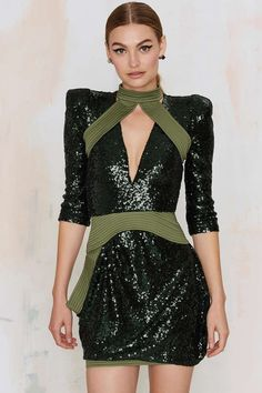 "Zhivago ""The Risen One"" Sequin Dress, $508 