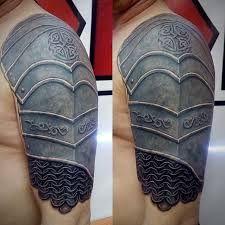 """Képtalálat a következőre: """"armor shoulder tattoo"""""""