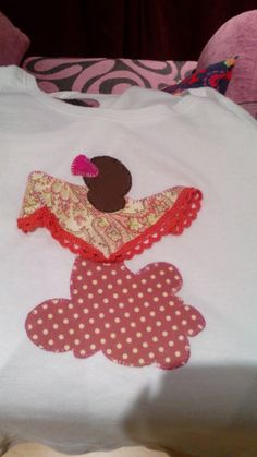 Camiseta gitana patchwork