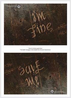 I'm fine / save me  >>>i like this a lot