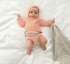 tricoter un béguin pour bébé