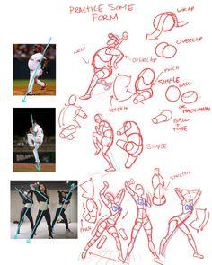 (❁´▽`❁)*✲゚* — radfordsechrist: online drawing class starts. Anatomy Sketches, Anatomy Drawing, Anatomy Art, Art Sketches, Art Drawings, Male Figure Drawing, Body Reference Drawing, Art Reference Poses, Drawing Practice