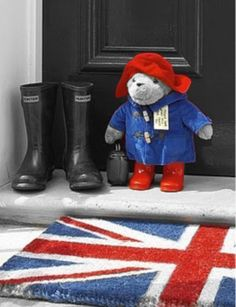 .Paddington Bear
