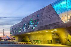Phaeno Science Center - Zaha Hadid - Wolfsburg - von Juergen Bode