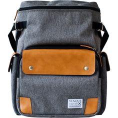 Venque CamPro Camera Backpack (Gray)