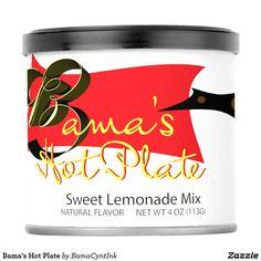 183033f00ffe05 Bama  Hot Plate Lemonade Drink Mix - decor gifts diy home   living cyo  giftidea