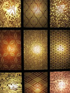 bCd - This image could go on any of my Tiles, Textiles, Lights or Japonisme boards. Japanese Modern, Japanese Interior, Japanese Culture, Tile Patterns, Textures Patterns, Interior Lighting, Lighting Design, Japanese Lighting, Design Art