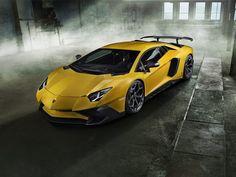 Uno de los deportivos italianos más sorprendentes, el Lamborghini Aventador LP 750-4, recientemente fue mejorado por Novitec Torado.