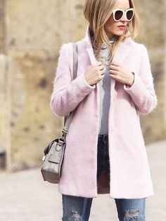 50 Winter Outfit Ideas You're Going to LOVE via @WhoWhatWearUK