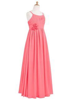 AZAZIE ASTRID JBD. Fun and flirty, this comfortable chiffon bridesmaid dress is…