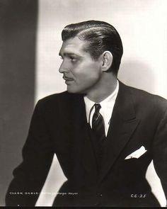 Clark Gable..Goodness Gracious, where's my time machine?