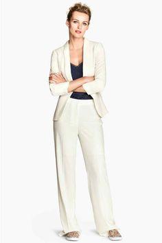 Pantalon large | H&M