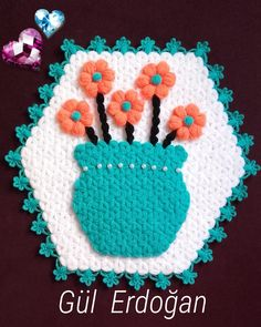 Handmade Birthday Cards, Baby Booties, Daisy, Crochet Hats, Knitting, Crafts, Stuff To Buy, Needlepoint, Cases