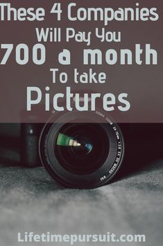These 4 Companies will pay you to take pictures - Earn Money Ways To Earn Money, Earn Money From Home, Earn Money Online, Online Jobs, Money Saving Tips, Way To Make Money, Earning Money, Photography Jobs, Photography Basics