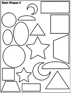 Free coloring pages for young colorers Did this but I cut out ...